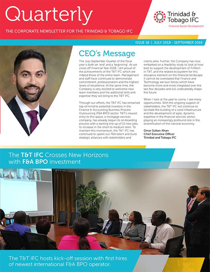 TTIFC Quarterly - Issue 18