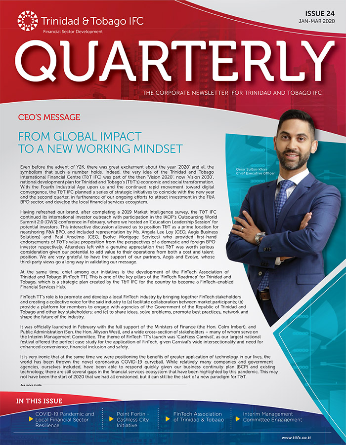 TTIFC Quarterly - Issue 24