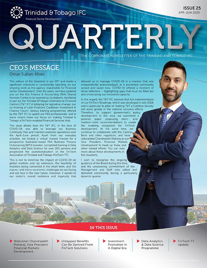 TTIFC Quarterly - Issue 25