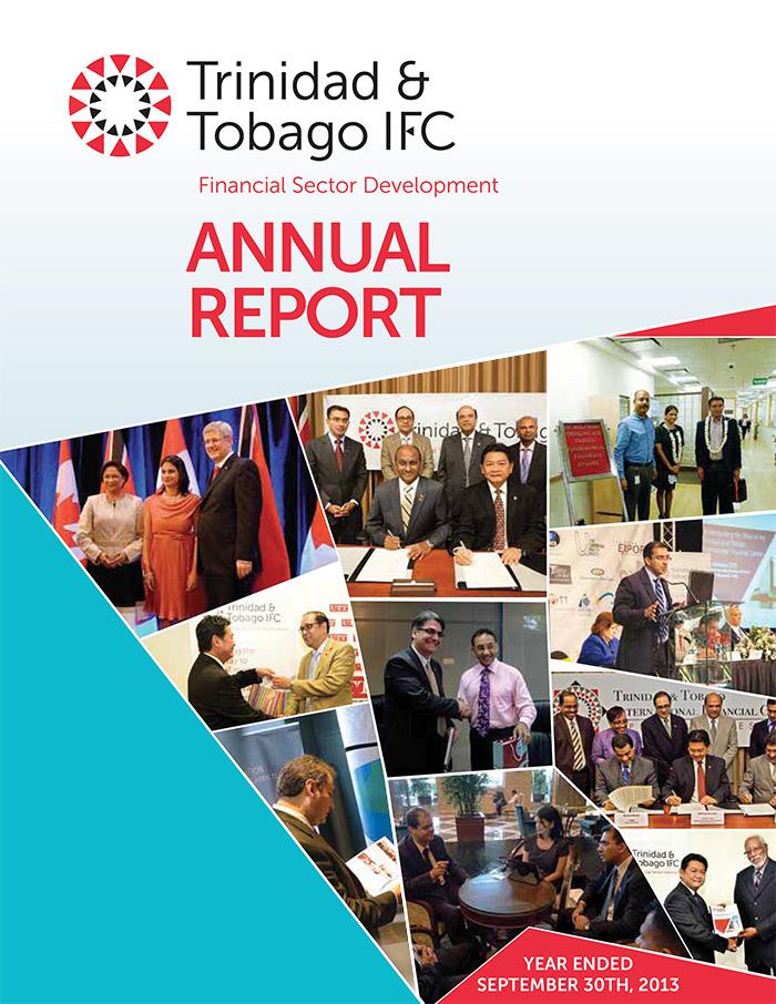 T&T IFC ANNUAL REPORT 2012-2013