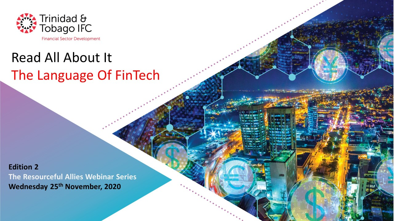 Read All About It – The Language Of FinTech - Part 2