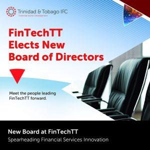 FinTechTT Elects a New Board of Directors
