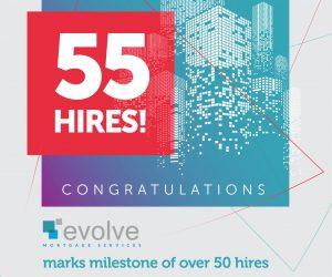 Evolve Mortgages Services Crosses a Pivotal Milestone
