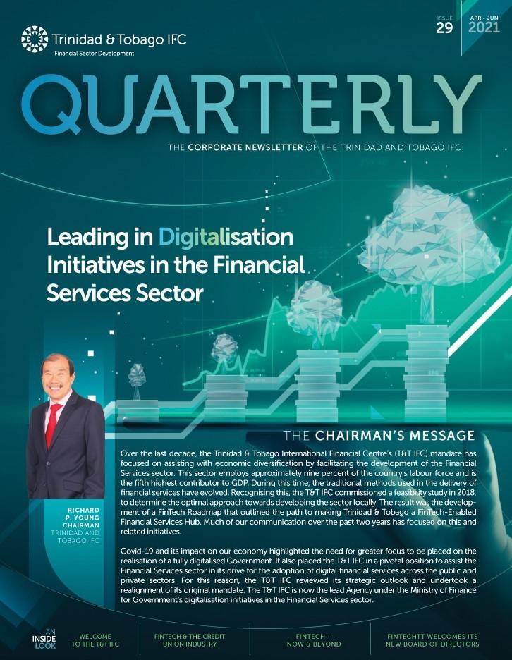 TTIFC Quarterly – Issue 29